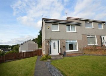 Thumbnail 3 bed semi-detached house for sale in Annick Drive, Bearsden
