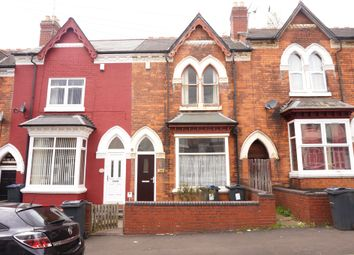 Thumbnail 3 bedroom terraced house for sale in Woodland Road, Handsworth, Birmingham