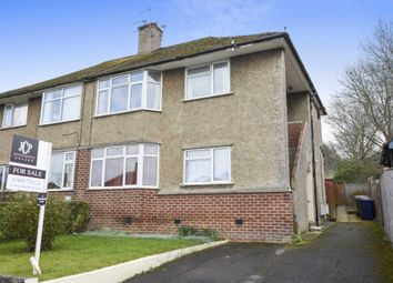 Thumbnail 2 bed flat for sale in Copse Lane, Marston, Oxford