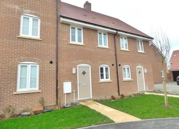 Thumbnail 2 bed terraced house for sale in Curacao Crescent, Newton Leys, Milton Keynes, Buckinghamshire