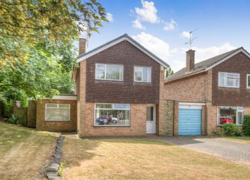 Thumbnail 4 bed link-detached house for sale in Wasdale Close, Leamington Spa