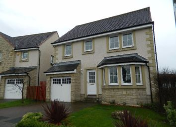 Thumbnail 4 bed detached house to rent in Market Way, Tranent, East Lothian