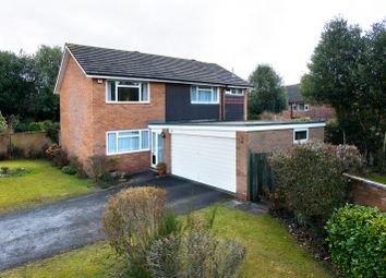 Thumbnail 5 bed detached house for sale in Bushey Close, Streetly, Sutton Coldfield