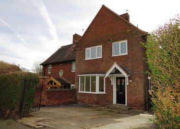 Thumbnail 3 bedroom semi-detached house for sale in William Avenue, Eastwood, Nottingham