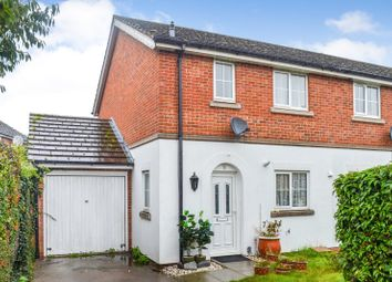 Thumbnail 3 bed end terrace house for sale in Hadley Grange, Harlow, Essex