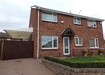Thumbnail 2 bed semi-detached house for sale in Conifer Close, Walton, Liverpool, Merseyside