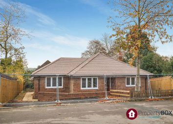 Thumbnail 3 bed bungalow for sale in Mount View, Church Lane West, Aldershot