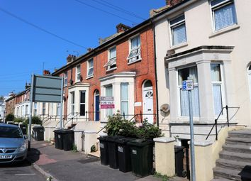 Thumbnail 1 bed flat for sale in Langney Road, Eastbourne