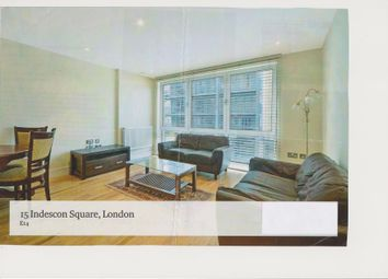 Thumbnail 2 bedroom detached house to rent in Indescon Square, London