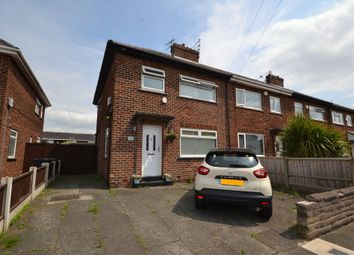 Thumbnail 3 bed end terrace house for sale in Cumpsty Road, Litherland, Liverpool