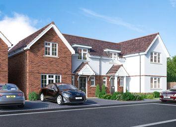 New Haw, Surrey KT15. 4 bed semi-detached house