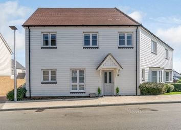 4 bed semi-detached house for sale in Paddock Drive, Hoo, Rochester, Kent ME3