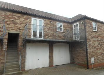 Thumbnail 2 bed flat to rent in Belle Vue Terrace, Ripon