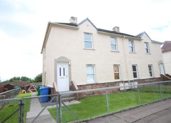 Thumbnail 2 bed flat for sale in Cook Street, Dysart, Kirkcaldy, Fife