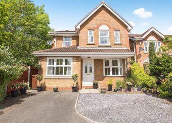 Thumbnail 4 bed detached house for sale in Hunters Lodge, Walton-Le-Dale, Preston, Lancashire
