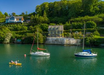 Thumbnail 4 bedroom country house for sale in Church Road, Mylor