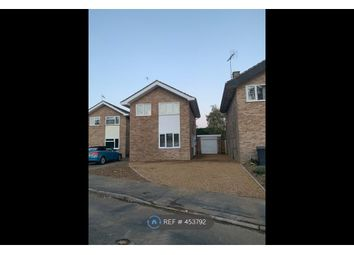 Thumbnail 3 bed detached house to rent in Hesketh Road, Yardley Gobion, Towcester