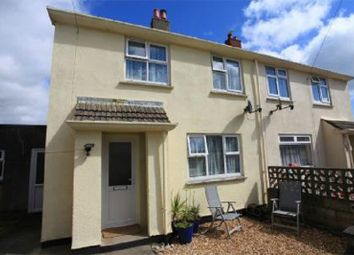 Thumbnail 2 bed semi-detached house to rent in Lamorak Close, Mevagissey, St. Austell, Cornwall.
