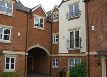 Thumbnail 2 bed flat to rent in New Orchard Place, Mickleover