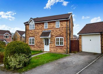 Thumbnail 3 bed detached house for sale in Meadow Way, Caerphilly
