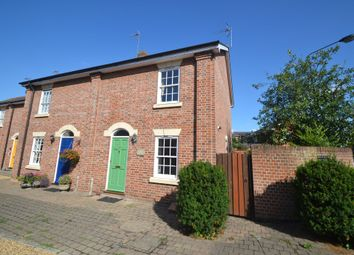 Thumbnail 2 bedroom end terrace house to rent in White Lion Court, Hadleigh, Ipswich
