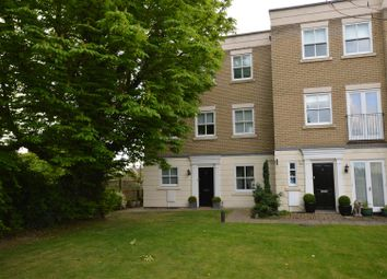 Thumbnail 4 bed town house for sale in East Hill, Colchester