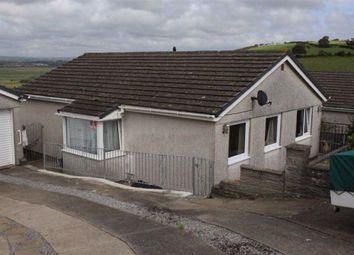 Thumbnail 3 bed detached bungalow for sale in Golwg Y Mor, Penclawdd, Swansea