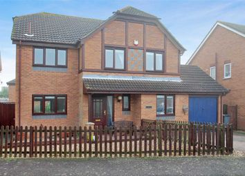 Thumbnail 4 bed detached house for sale in Chequers, Through Jollys, Grange Farm, Kesgrave, Ipswich