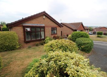 Thumbnail 3 bed detached bungalow for sale in Ledston Close, Windmill Hill, Runcorn