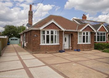 Thumbnail 4 bedroom bungalow for sale in Darby Road, Burton-Upon-Stather, Scunthorpe