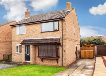Thumbnail 2 bed semi-detached house for sale in Lime Tree Grove, Selby, North Yorkshire