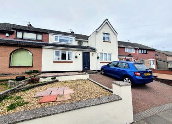 Thumbnail 3 bed end terrace house to rent in Kentmere Grove, Carlisle