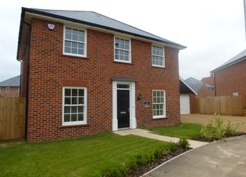 Thumbnail 4 bedroom detached house for sale in Brumstead Road, Stalham, Norwich
