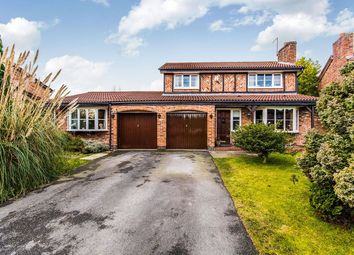 Thumbnail 5 bed detached house for sale in Hazelwood Road, Wilmslow
