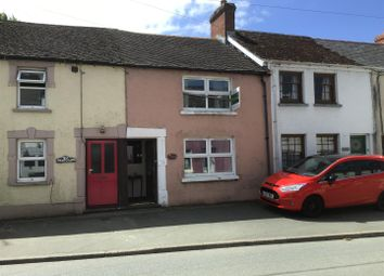 Thumbnail 2 bed terraced house for sale in High Street, Cilgerran, Cardigan
