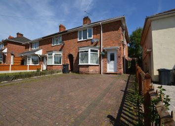 Thumbnail 3 bed property to rent in Hornsey Road, Kingstanding, Birmingham
