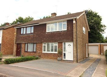 Thumbnail 3 bed semi-detached house for sale in Lindley Road, Walton On Thames