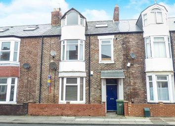 Thumbnail 3 bed flat for sale in Worcester Terrace, Sunderland