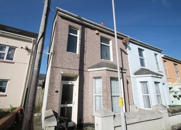 Thumbnail 2 bedroom end terrace house for sale in Beech Avenue, Plymouth