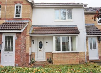 Thumbnail 2 bedroom terraced house for sale in Kingfisher Drive, Wisbech