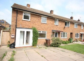 Thumbnail 3 bed end terrace house to rent in Mayswood Road, Solihull