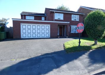 Thumbnail 4 bed detached house for sale in Glebe Fields, Curdworth, Sutton Coldfield