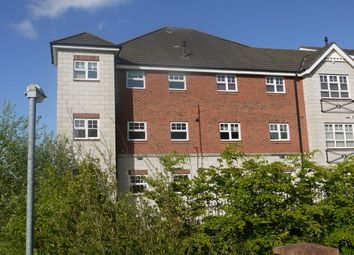 Thumbnail 2 bed flat to rent in Sandbach Drive, Northwich