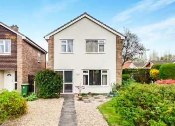 Thumbnail 3 bedroom detached house for sale in Mayfield Avenue, Grove, Wantage