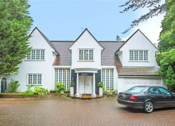Thumbnail 4 bed detached house for sale in The Bishops Avenue, Hampstead Garden Suburb, London