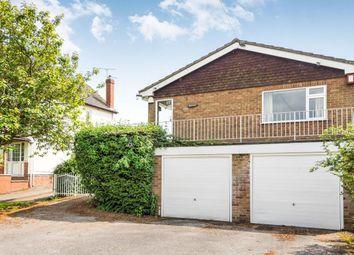 Thumbnail 3 bed bungalow for sale in Henhurst Hill, Burton-On-Trent