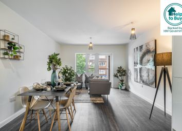Thumbnail 2 bed flat for sale in Flat 1, Crown Point Court, 409 - 411 Beulah Hill, Upper Norwood, London