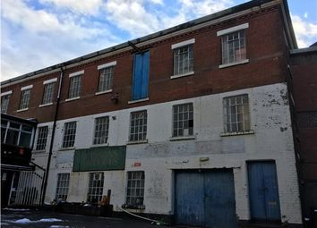 Thumbnail Commercial property for sale in Chorley Mill, 1 West Street, Leek, Staffordshire