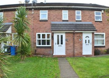 Thumbnail 2 bed terraced house for sale in Lawford Avenue, Boley Park, Lichfield, Staffordshire