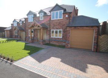 Thumbnail 4 bed detached house to rent in Evesham Road, Redditch